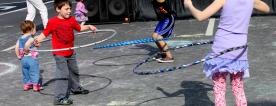 Earth Day Hula Hoop