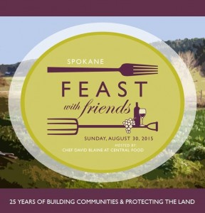 Feast with Friends @ Central Food   Spokane   Washington   United States