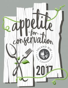 Appetite for Conservation 2017 @ The McGinnity Room | Spokane | Washington | United States